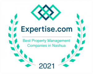 Expertise.com Badget - Best Property Management Companies in Nashua